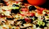 J's Pizza - Promontory: $10 for $20 Worth of Pizza and More at J's Pizza