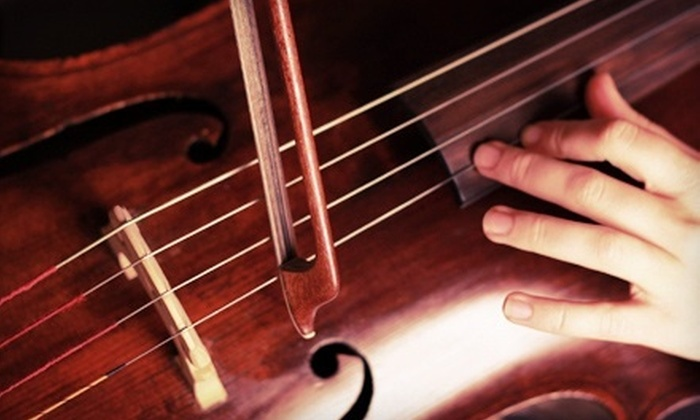Chamber Music Tulsa - Downtown Tulsa: $12 for Outing to Concert Presented by Chamber Music Tulsa ($25 Value). Three Shows Available.