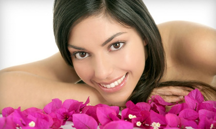 Touch of Beauty Salon & Day Spa - Northwest Side: $45 for a Spa Package with Swedish Massage and Basic Facial at Touch of Beauty Salon & Day Spa ($90 Value)
