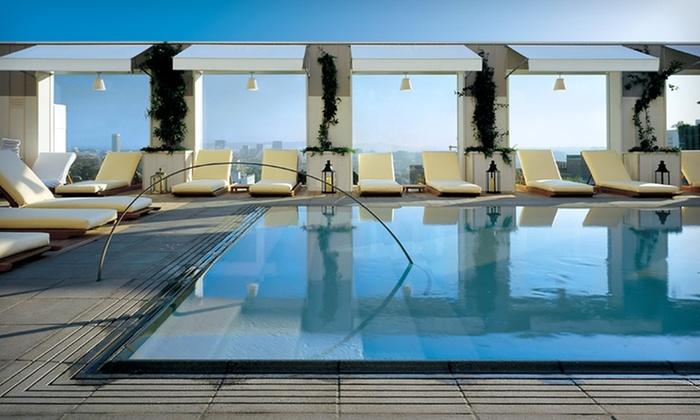 Mondrian Los Angeles A Morgans Hotel