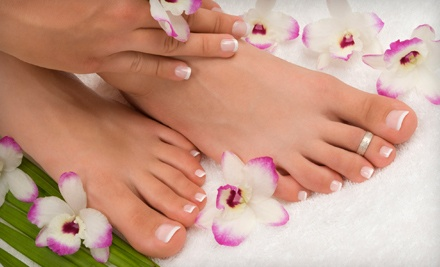 Sweet Serenity: Basic Manicure and Pedicure - Sweet Serenity in Windsor Locks
