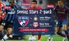 FC Dallas - Frisco: $55 for Tickets to Two FC Dallas Games Against Inter Milan and Red Bulls ($105 Value)