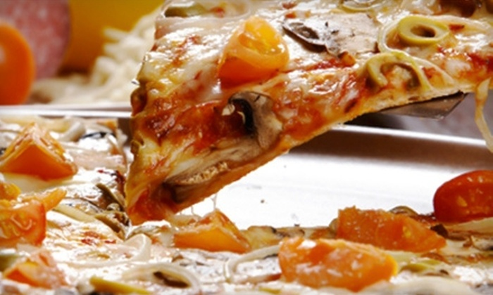 Pizza Baron - Reno: $10 for $20 Worth of Pizza, Wings, and More at Pizza Baron
