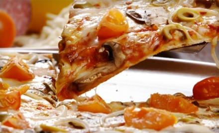 $20 Groupon to Pizza Baron - Pizza Baron in Reno