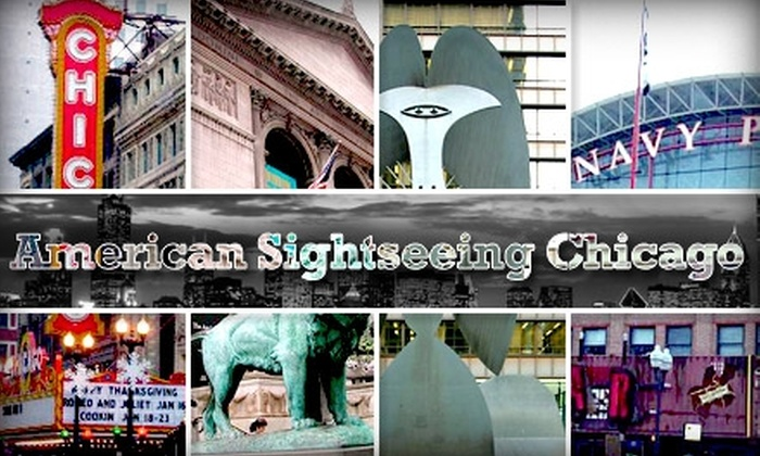 American Sightseeing Chicago - Chicago: $24 Bus Tour of Chicago from American Sightseeing ($40 Value)