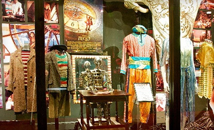 2 Museum Admissions for Adults or Kids - The Hollywood Museum in Hollywood