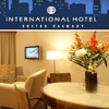 International Hotel of Calgary - Downtown: $129 for a Two-Night Stay at International Hotel Suites Calgary (Up to $327.80 Value). Choose from Two Options.