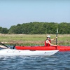 Half Off Two Kayak Rentals in Clinton