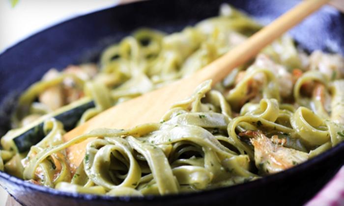 Bella Donna Italian Restaurant - Pittsboro: $20 for Three-Course Italian Dinner for Two at Bella Donna Italian Restaurant in Pittsboro (Up to $43.15 Value)