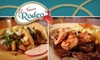 El Nuevo Rodeo Restaurante - Longfellow: $10 for $20 Worth of Authentic Mexican Fare at El Nuevo Rodeo Restaurante