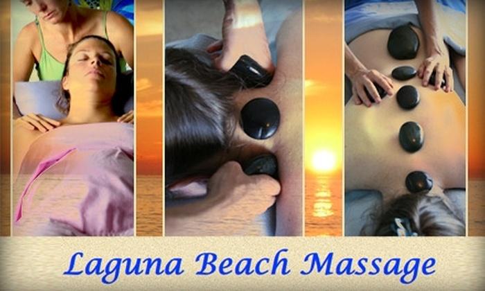 Laguna Beach Massage - Laguna Beach: $45 for a Swedish, Prenatal, or Chakra Massage at Laguna Beach Massage ($95 Value)