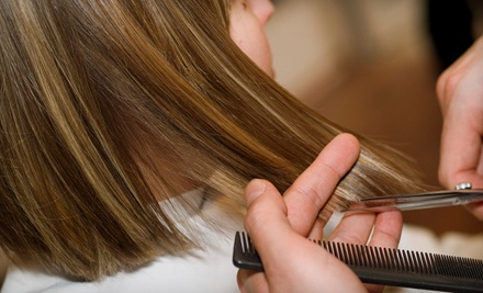 Juan Joseph Salon: Women's Haircut - Juan Joseph Salon in Brookfield