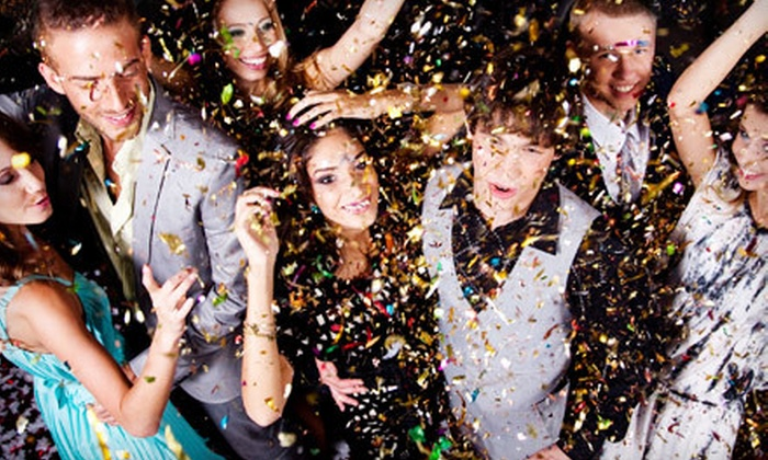 One World NYE - Downtown Dallas: One World NYE Celebration for Two or Four at Purgatory (50% Off)