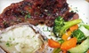 The Steakhouse - West Fresno: Steaks and American Fare for Dinner or Lunch at The Steak House (Half Off)
