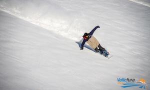Vallefura Ski Resort Pescocostanzo: Ski Pass giornaliero da Vallefura Ski Resort Pescocostanzo in zona Roccaraso (sconto fino a 29%)