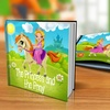 """The Princess and the Pony"" Personalized Kids Book"