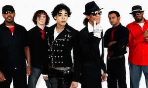 Who's Bad – The Ultimate Michael Jackson Tribute Band: Who's Bad – The Ultimate Michael Jackson Tribute Band on Friday, January 15, 2016 at 9 p.m.