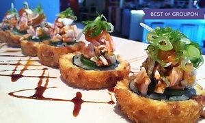 Osaka Summerlin: Sushi and Japanese Food for Two or Four or More at Osaka Summerlin (Up to 38% Off)