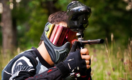Paintball Package for 2 (a $40 value)  - New River Paintball in Blacksburg