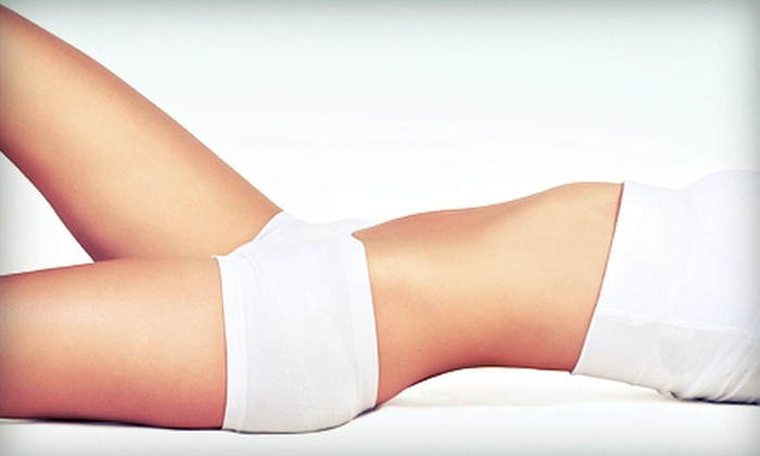 Conscious Living Clinic - Plymouth - Wayzata: $59 for a 90-Minute Contouring Body Wrap and Body Scrub at Conscious Living Clinic ($125 Value)
