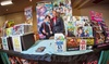 Comic & Media Expo - Downtown Mesa: Weekend Convention Badge for One or Two or One-Day Badge for One at Comic & Media Expo (Up to 53% Off)