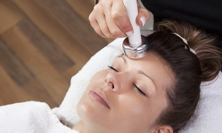 One or Three Microdermabrasion Facials at Luna Bella Skin Care (Up to 75% Off)