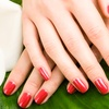 50% Off Shellac Manicures or Solar Nails
