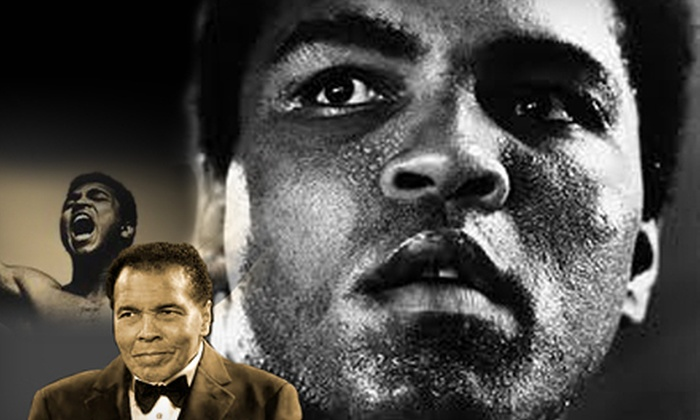 """Muhammad Ali: A Tribute to the Greatest"" - State Theatre: ""Muhammad Ali: A Tribute to the Greatest"" One-Man Show at Crossroads Theatre (Up to 52% Off). 8 Showtimes Available."