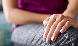 Hillside salon: 60-Minute Facial and Manicure at Hillside salon (50% Off)