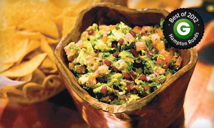 El Taco Loco - Multiple Locations: Mexican Dinner at El Taco Loco (Half Off). Six Options Available.