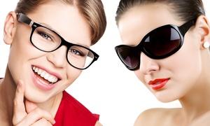 L'occhiale per tutti: Un paio di occhiali da vista o da sole graduati con lenti e montatura a scelta