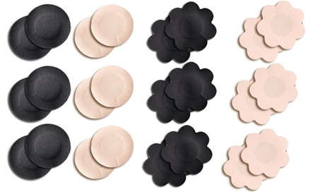 FreshLook Nipple Covers (6-Pair-Pack)