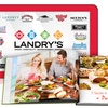 33% Off Customized Photo Book and Landry's Restaurant eGift Card