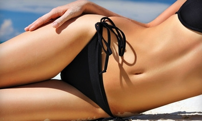 Kahuna Tanz Amarillo - Amarillo: Three or Five Spray Tans at Kahuna Tanz Amarillo (Up to 68% Off)