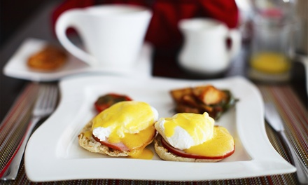 Breakfast with Tea or Coffee for Two $25 or Four People $45 at Degani Bakery Café, Roxburgh Park Up to $84 Value