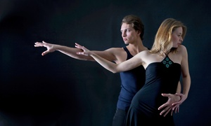 Sonata Room: Four or Eight Beginner Group Dance Classes at Sonata Room in Arcadia (Up to 62% Off)