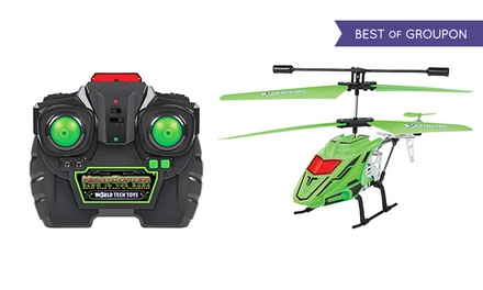 Extra $7 Off. Glow-in-the Dark Night Copter 3.5-Channel RC Helicopter