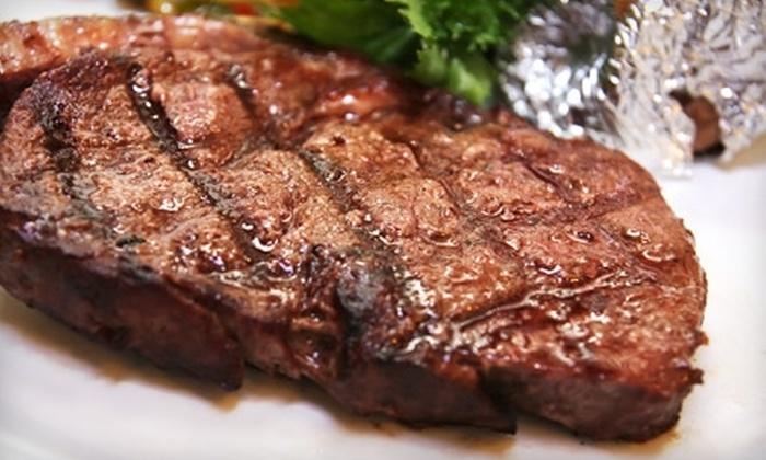 Lee Gribben's on Main - Emmaus: $20 for $40 Worth American Cuisine for Dinner at Lee Gribben's on Main in Emmaus