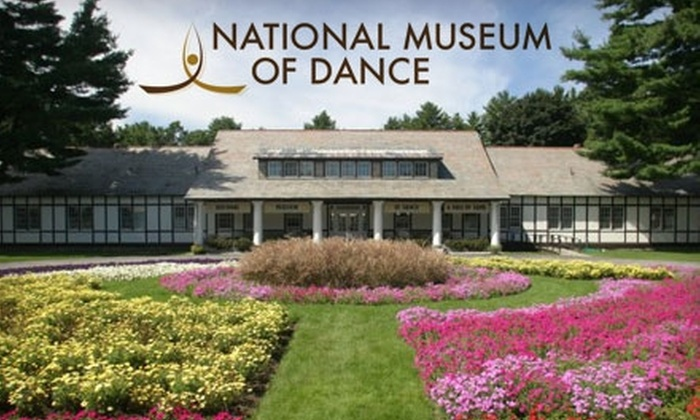 National Museum of Dance - Saratoga Springs: $20 for a One-Year Enthusiast Membership to The National Museum of Dance ($40 Value)
