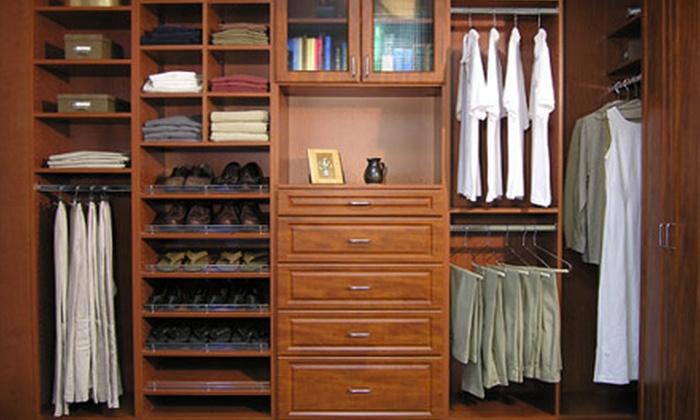 Perfection Closets - Niles: $199 for $500 Toward a Custom Closet from Perfection Closets