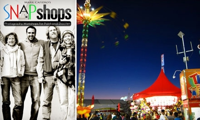 SNAPshops - Boise: $40 for a Two-Hour Point-and-Shoot Photography Workshop from SNAPshops ($125 Value)