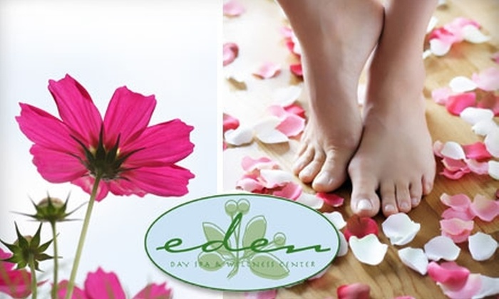 Eden Day Spa and Wellness Center - Bonita: $25 for a Detoxifying Ionic Foot Bath at Eden Day Spa and Wellness Center ($50 Value)