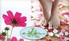 Eden Day Spa and Wellness Center, Inc. - Bonita: $25 for a Detoxifying Ionic Foot Bath at Eden Day Spa and Wellness Center ($50 Value)
