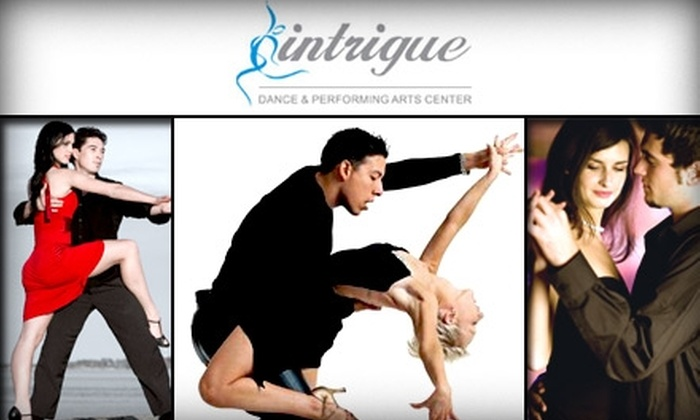 Intrigue Dance and Performing Arts Center - South Loop: $60 for 10 Dance Classes at Intrigue Dance and Performing Arts Center ($130 Value)