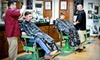 MENS Esquire Barbershop - Lombard: One or Two Men's Haircuts at M.E.N.S. Esquire in Lombard (Up to 52% Off)