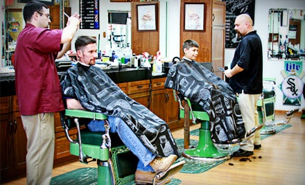 1 Men's Haircut - M.E.N.S. Esquire in Lombard