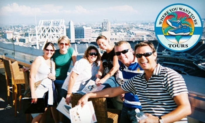 Where You Want to Be Tours - San Diego: $22 for a Scavenger Hunt Adventure with Where You Want to Be Tours