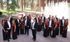 """Phoenix Chorale - Sun City: $12 for One General-Admission Ticket to Phoenix Chorale's Production of """"The Rhythm of Life"""" at American Lutheran Church in Sun City (Up to $30 Value)"""