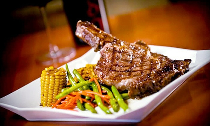 FlameStone Grill - Town N County Alliance: $20 for $40 Worth of Classic American Cuisine and Drinks at FlameStone Grill in Oldsmar