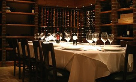 $50 Groupon to Bonterra Dining & Wine Room - Bonterra Dining & Wine Room in Charlotte